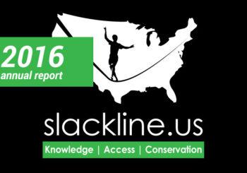 Slackline U.S. 2016 Summary