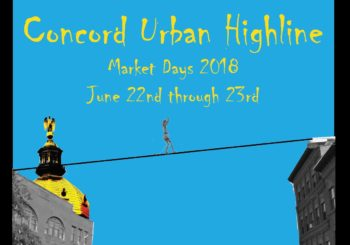 Concord Urban Highline Volunteer Application